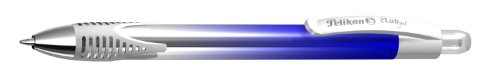 Pelikan Club Gel - bolígrafo de gel Azul, Gris
