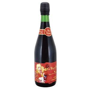ベルサイユのばら スパークリングワイン 赤