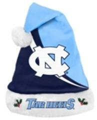 Swoop Team Logo Santa Hat - (North Carolina Tarheels)