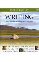 Writing: A Guide for College and Beyond with Mycomplab