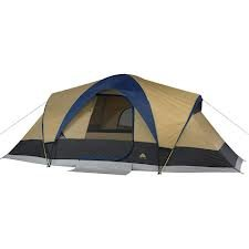 Ozark Trail Weatherbuster 18' X 10' Tent, Sleeps 9 front-718895