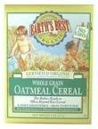 Earth's Best Oatmeal Cereal - 8 oz