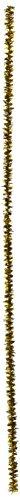 Tinsel Stems 6mm 12-Inch, 100/Pkg, Gold