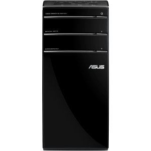 ASUS CM6870-US015S Desktop (Black)