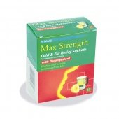 NUMARK MAX STRENGH COLD+FLU 4326 10