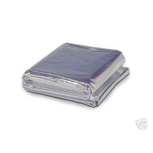 Emergency Thermal Blankets (4 Pack)