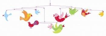 Djeco Mobile - Flight of Fancy Birds