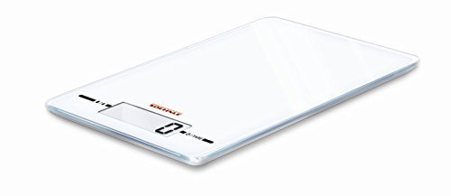 Soehnle Page Evolution White Digital Kitchen Scale - Soehnle 66177 by Soehnle Scales