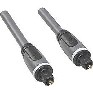 Rocketfish 12' Digital Optical Audio Cable by Rocketfish