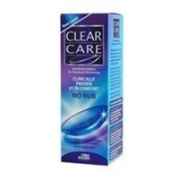 Alcon Clear Care With Lens Case, Twin Pack, 12 Ounce Each TEJ