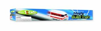 Magic Bullet Train Magnet Kit by Dowling Magnets (Toy Bullet Train compare prices)