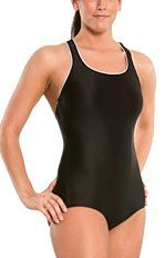 Speedo Aquatic Conservative Ultraback Swimsuit