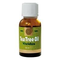 TEA TREE OIL PURO 100% VIVIDUS 30ml