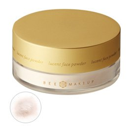 BEEMAKEUPパウダーパールホワイト BEEMAKEUP Powder Foundation Pearl White