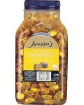 Jamesons Chocolate Caramels (150g bag)