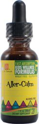 L.A. Naturals Kosher Aller-Calm Alcohol Free Kids Wellness Formula 1 Fl Oz