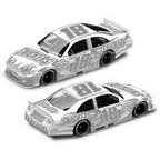 Buy ACTION RACING COLLECTABLES Kyle Busch #18 Snicker's 2011 Camry ARC ICE Limited Edition by Action Racing Collectables
