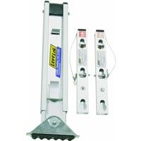 Werner PK70-1 Ladder Leveler with 2-Base Unit Attachments
