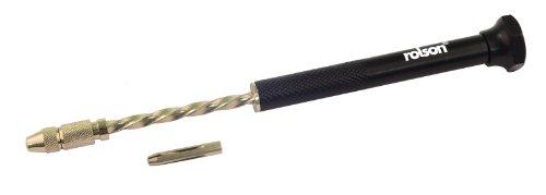 Rolson Tools 59158 - Mini trapano manuale