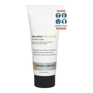 Menscience Microfine Face Scrub 2