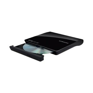 Samsung SE-208AB/TSBS External DVD-Writer - Black