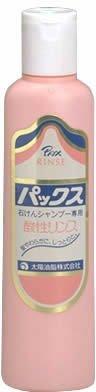 太陽油脂 パックス酸性リンス 220ml