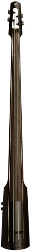 Ns Design Nxt 4 String Electric Double Bass - Black Satin