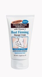 Palmer's Cocoa Butter Formula Bust Firming Massage Cream With Vitamin E , 4.4-Ounce Tubes (Pack of 3)