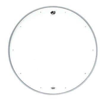13IN COATED DRUM HEAD W/ TUNING SEQUENCE