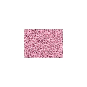 Seed Beads 12/0 Czech Opaque Pink (one hank pack)