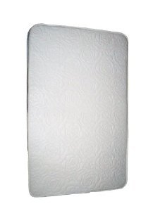 Colgate Playard Mattress, With Quilted White Cover
