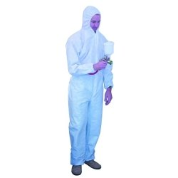 SUIT PAINT HOODED EXTRA LARGE PROFESSIONAL
