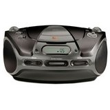 jWIN Electronics JX-CD561D Portable MP3 CD Boombox with USB / SD / MMC reader ~ jWIN