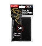 Deck Guard (50 Count), Matte Black - 1