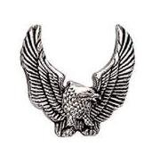 Eagle Pin #1