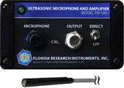 Ultrasonic Microphone And Amplifier