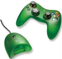Logitech Cordless Attack Controller For Xbox ( 963342-0403 )