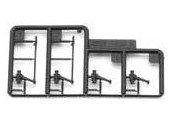 ■【KATO/カトー】(Z36J0355)(HO) オハネフ25-100 ダンパー Assy 鉄道模型 HOゲージ
