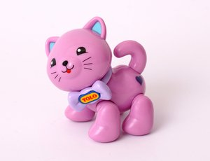 Pink Kitty - (Loose) - 1