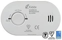 Carbon Monoxide Detector - Kidde 5CO from Kidde Safety Europe