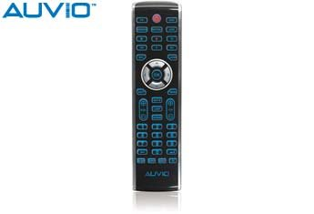 Auvio Universal Home Theater Remote With Dvr And Satellite Controls Model 15-304