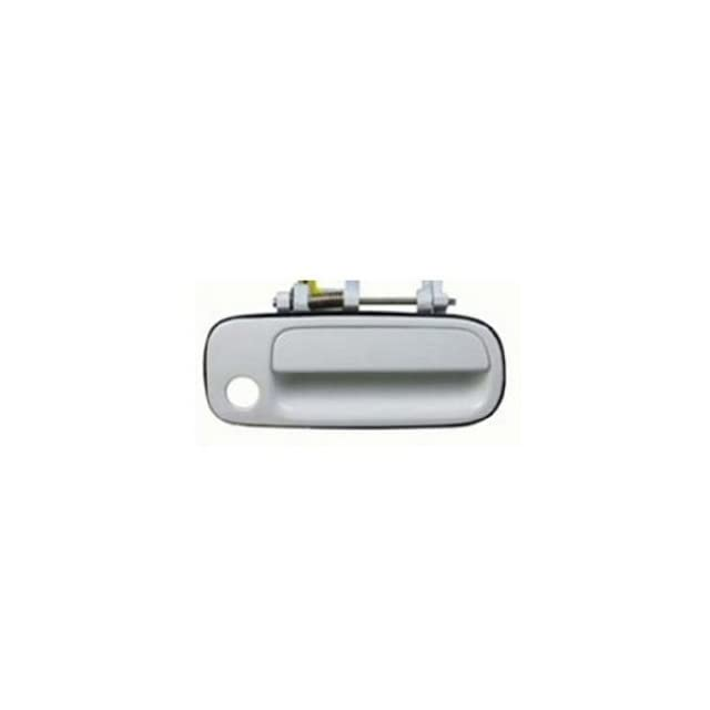 Motorking 6921032091C1 92 96 Toyota Camry White 040 Replacement Passenger Side Outside Door Handle 92 93 94 95 96