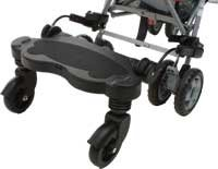 Obaby Kiddie Ride On Board (Black)