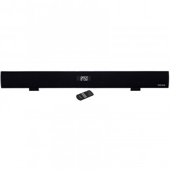 Craig Electronics Cht923 Stereo Sound Bar System With Bluetooth Wireless Technology