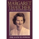 Path to Power (0060172703) by Thatcher, Margaret