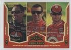 Buy Juan Pablo Montoya Dario Franchitti Reed Sorenson #9 99 (Trading Card) 2008 Press Pass Stealth Chrome Exclusives Gold... by Press Pass Stealth Chrome