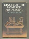 """Cover of """"Dinner at the Homesick Restaura..."""
