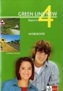 Green Line New - Ausgabe Bayern. Englisches Unterrichtswerk für Gymnasien: Green Line New 4. Workbook. Bayern: Gymnasium