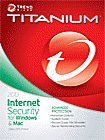 Titanium Internet Security for Windows and Mac - 3 Users