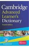 Cambridge Advanced Learners Dictionary